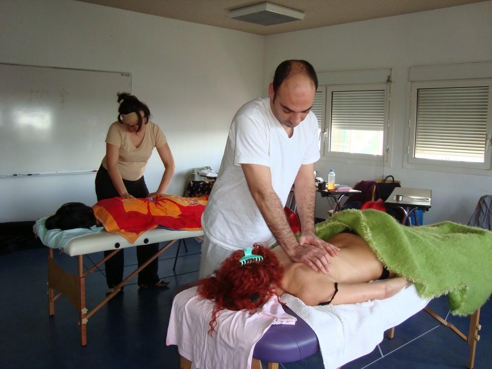 Massage Tuina MV° Magnétisme Vibratoire
