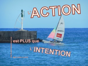 Action- intention