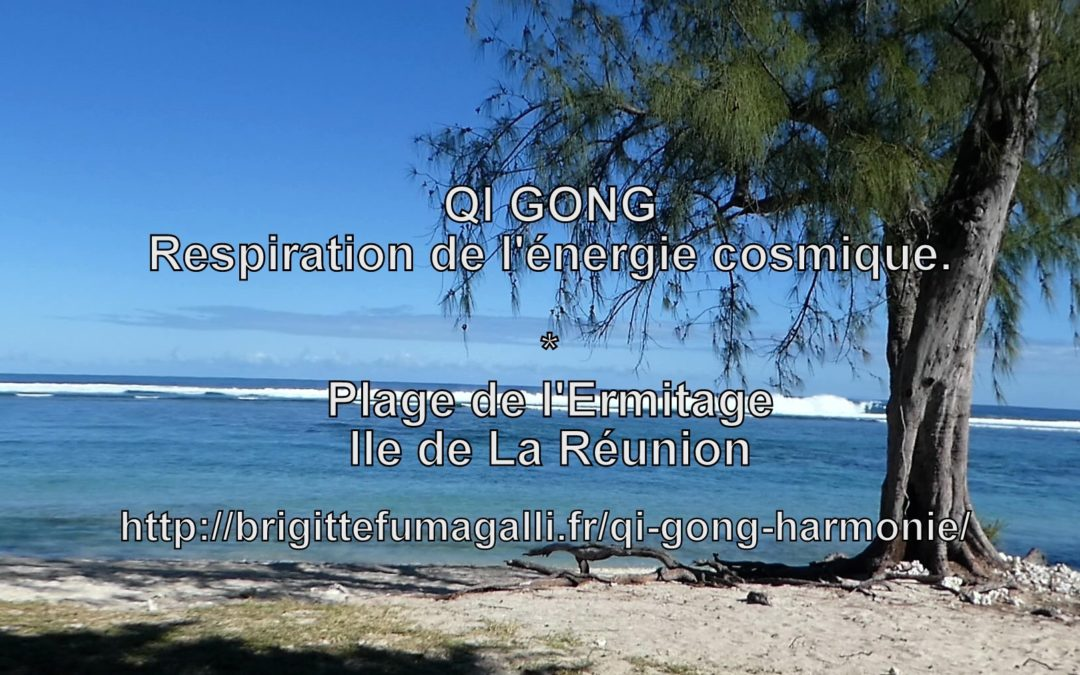 Qi Gong. Respiration de l'énergie cosmique.