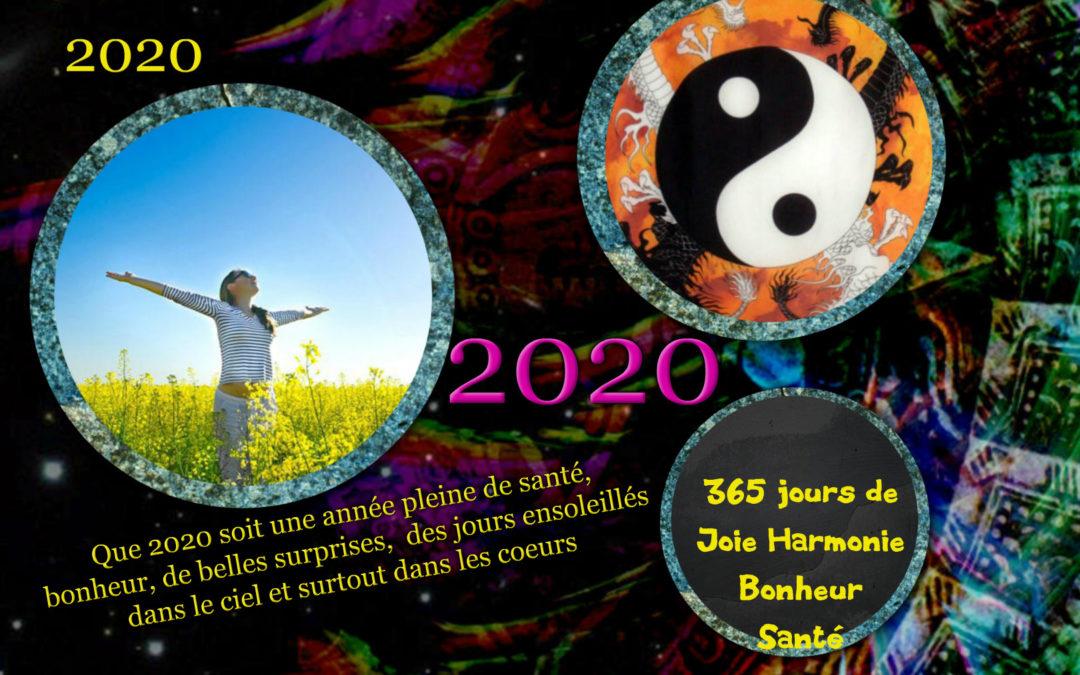 2020 vœux illimités