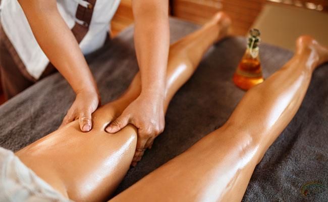 Massage Spécial pour les jambes
